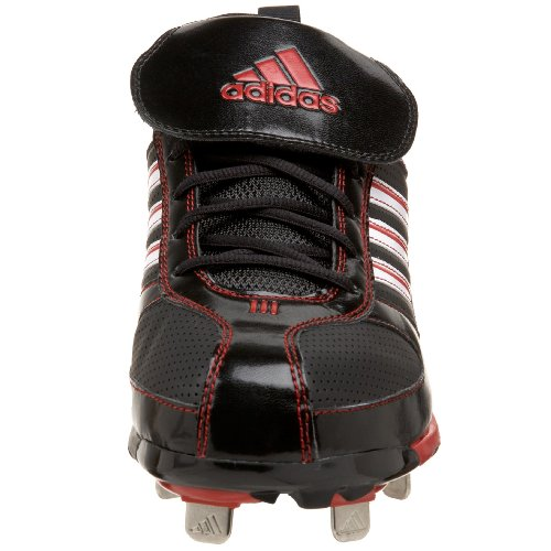 Mens Red adidas King Cleat Black Low Baseball Metal White Diamond Hq1wzvPqnd