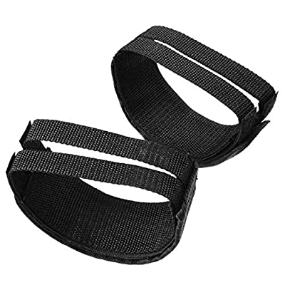 JUSTDOLIFE Bike Pedal Strap Bicycle Pedal Strap for Exercise Fixed Gear BMX Road Mountain Bike : Sports & Outdoors