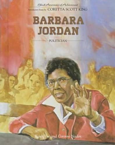 Barbara Jordan (Black Americans of Achievement)