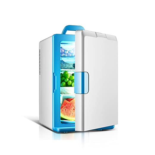 XQCYL Pequeño Mini Refrigerador De Coche Nevera Eléctrica Caja De ...