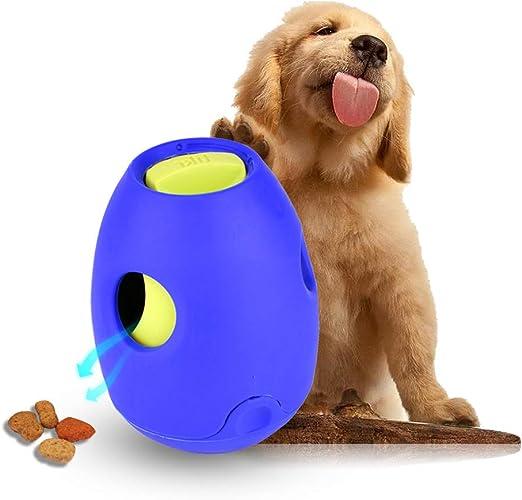 Chuanglan Bola de comida para perro, temporizador de silicona ...