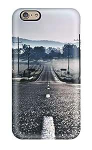 New Road Tpu Case Cover, Anti-scratch MaritzaKentDiaz Phone Case For Iphone 6