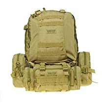 Seibertron 3 Day Assault BackPack Tactical Combat Rucksack multicam bag