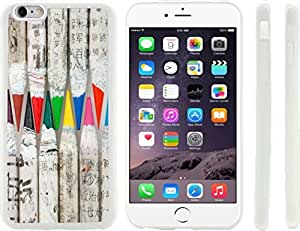 Lmf DIY phone caseRikki KnightTM Chinese Color Pencils Artist Pencils Design iPhone 6 Plus Case Cover (Clear Rubber with raised front bumper protection) for Apple iPhone 6 PlusLmf DIY phone case