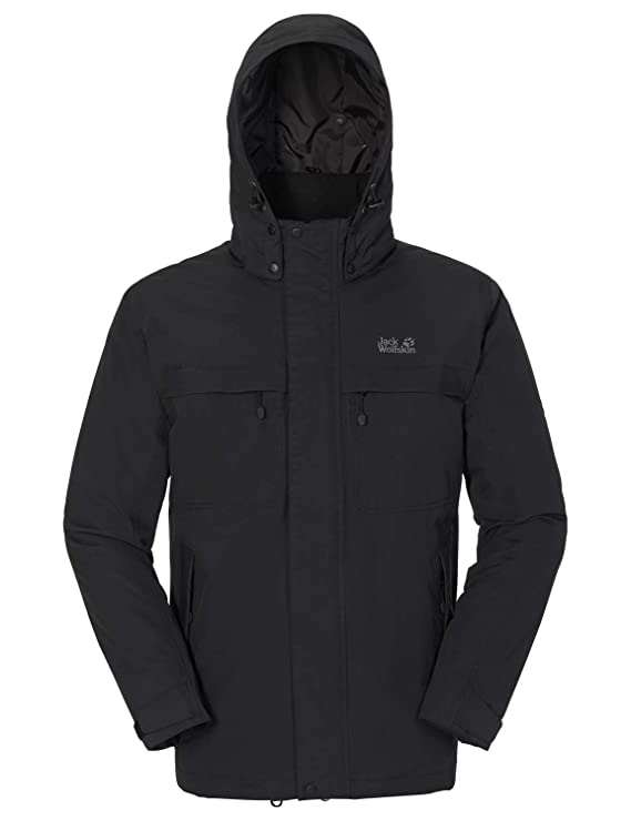 Jack Wolfskin Mens North Country Jacket