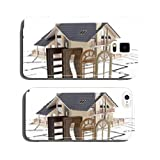 Doors and windows for the house. energy save 3 Cellphone Cover Case Samsung S5 Categories: Architecture, Private Construction, House, Business, Business Industries, Construction Fotolia image from yulyla Country: Spanien You would like your c...