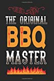 The Original BBQ Master: Creative Writing Notebook (notebook, journal, diary)
