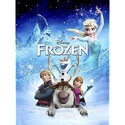Frozen (Plus Bonus Features)