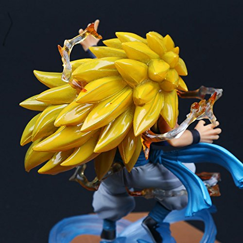 Amazon.com: 16cm Box Anime Figuarts Zero Super Saiyan 3 Gotenks PVC Action Figure DBZ Dragon Ball Z Collectible Model Toy brinqudoes: Toys & Games