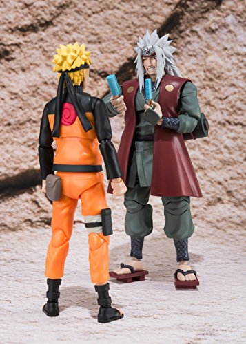 Tamashii Nations Bandai S.H. Figuarts Jiraiya Action Figure