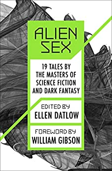 Alien Sex: 19 Tales by the Masters of Science Fiction and Dark Fantasy (Roc Science Fiction) by [Ellison, Harlan, Murphy, Pat, Niven, Larry, more]
