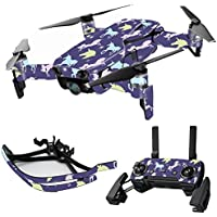 MightySkins Skin for DJI Mavic Air Drone - Unicorn Dream   Max Combo Protective, Durable, and Unique Vinyl Decal wrap cover   Easy To Apply, Remove, and Change Styles   Made in the USA
