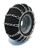 The ROP Shop New Pair 2 Link TIRE Chains