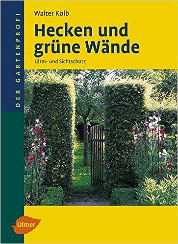 Hecken Und Grune Wande Larm Und Sichtschutz Der Gartenprofi