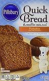 bread baking mix - Pillsbury Pumpkin Quick Bread and Muffin Mix, 14 oz