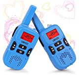 Walkie Talkies for Kids, UOKOO 22 Channel FRS/GMRS 2 Way Radio