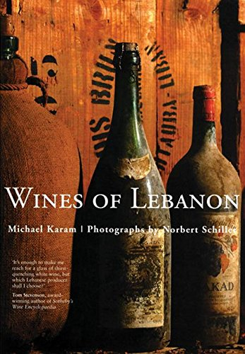 Wines of Lebanon by Brand: Saqi Books
