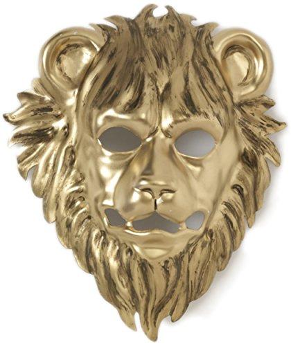 Leo the Lion Animal Mask (Lion Mask)