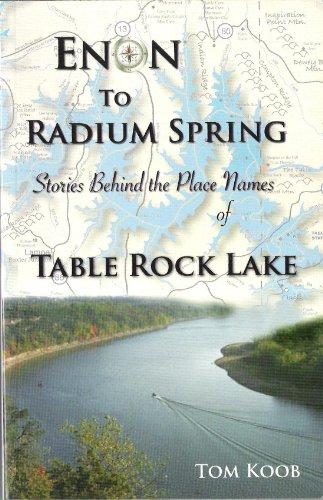 Enon to Radium Spring