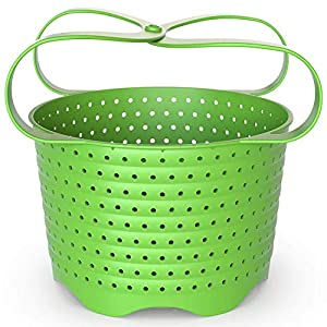 Avokado Silicone Steamer Basket for 6qt Instant Pot [3qt, 8qt avail], Ninja Foodi, Other Pressure Cookers and Instant…