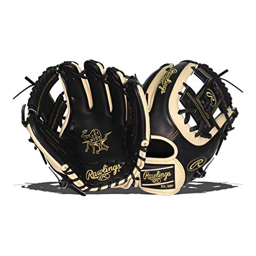 (Rawlings Heart of The Hide Baseball Glove, 11.25 inch, Pro-I Web)