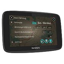 TomTom Go Professional 6200 Navigatore Professionale per Veicoli