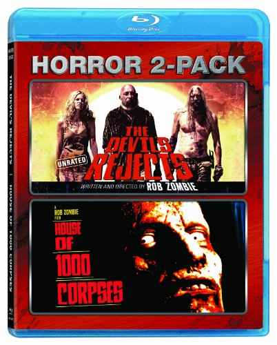 - The Devil's Rejects / House of 1000 Corpses (Horror Two-Pack) [Blu-ray]