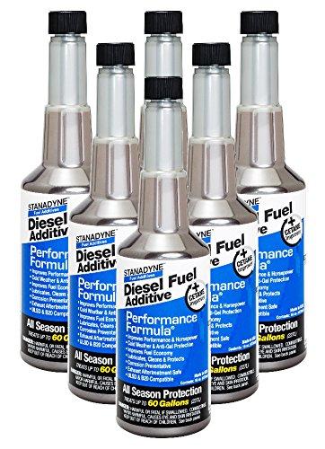 Stanadyne Performance Formula Diesel Fuel Additive – Pack of 6 Pint Bottles – Part # 38565