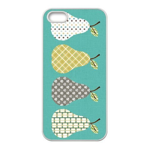 Special Design Cases iPhone 5, 5S Cell Phone Case White einwv Orla Kiely Durable Rubber Cover