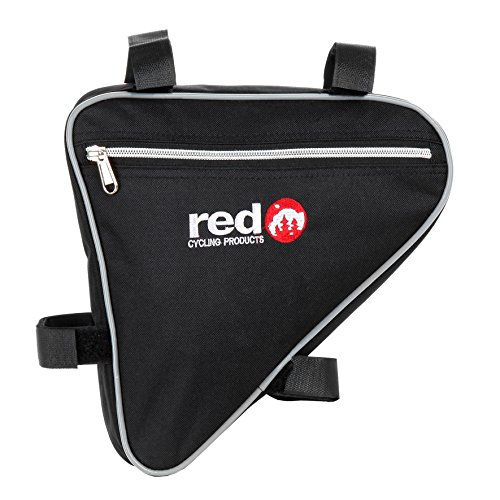 Red Cycling Products Triangle Bag schwarz 2017 Fahrradtasche