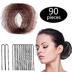 Hair Nets Invisible Elastic Edge Mesh an...
