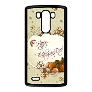 Thanksgiving Day For LG G3 Csaes phone Case THQ140786