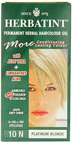 (Herbatint-10N/Platinum Blonde Herbatint 4.5 oz Liquid)