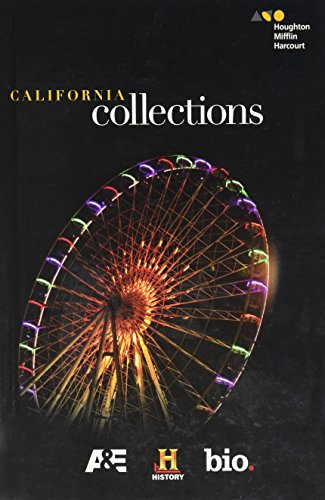 Houghton Mifflin Harcourt Collections: Student Edition Grade 6 2017
