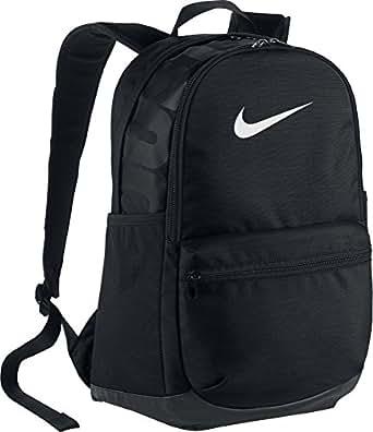 New Nike Brasilia (Medium) Training Backpack Black/Black/White