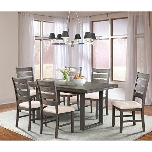 Sullivan Dining Table & 6 Side Chairs