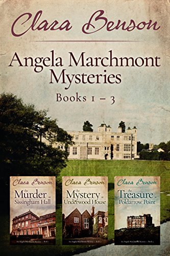 Angela Marchmont Mysteries Sissingham Underwood ebook product image