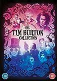 Tim Burton Collection - 8-DVD Box Set ( Batman / Batman Returns / Beetlejuice / Mars Attacks! / Pee-wee's Big Adventure / Charlie and the Chocola [ NON-USA FORMAT, PAL, Reg.2 Import - United Kingdom ]