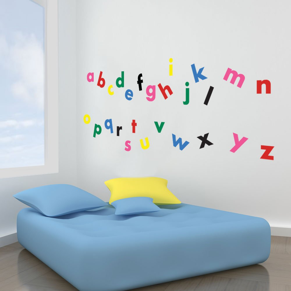 Vinyl Concept   Childrenu0027s Wall Stickers, Nursery Letters, Alphabet, Wall ,  Kids Removable, Easy To Remove, Kids Wall Stickers, Art Mural, Art Decor,  ... Part 73