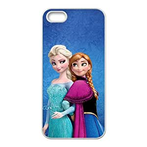 Disney Frozen Anna And Elsa Design Best Seller High Quality Phone Case For iphone 5c