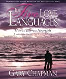 The Five Love Languages, Gary Chapman, 1415857318