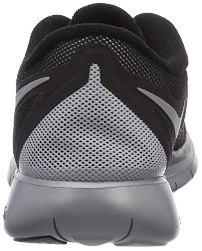 Nike 5 Womens Flash Free Reflect Black Grey Running 0 001 Wolf Silver Shoes Wmns Black rEXwqCr