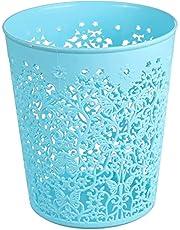 Lamsa Plast Trash Bin - Blue