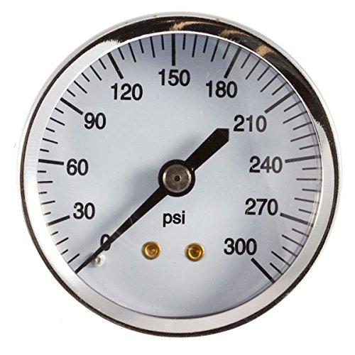 Dewalt D55416 Compressor Replacement  300 PSI Gauge # GA-360
