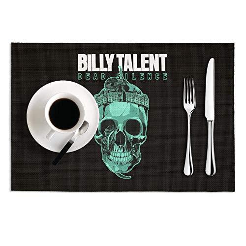Rock band Album Style Vinyl Non-Slip Heat Resistant