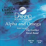 Alpha And Omega [Accompaniment/Performance Track]