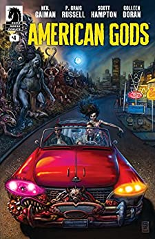 Download for free American Gods: Shadows #4