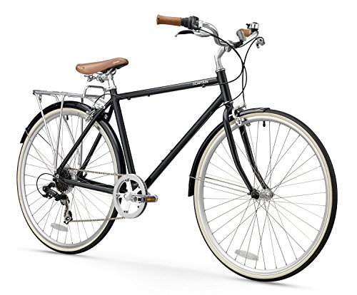 FIRTH SPORTS Captain Men's Aluminum 7 Speed City Bicycle Review