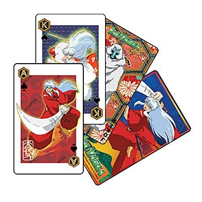INUYASHA PLAYING CARD: Toys & Games