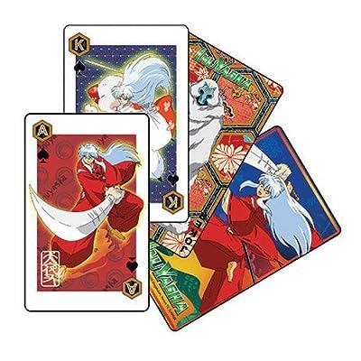 INUYASHA PLAYING CARD: Toys & Games